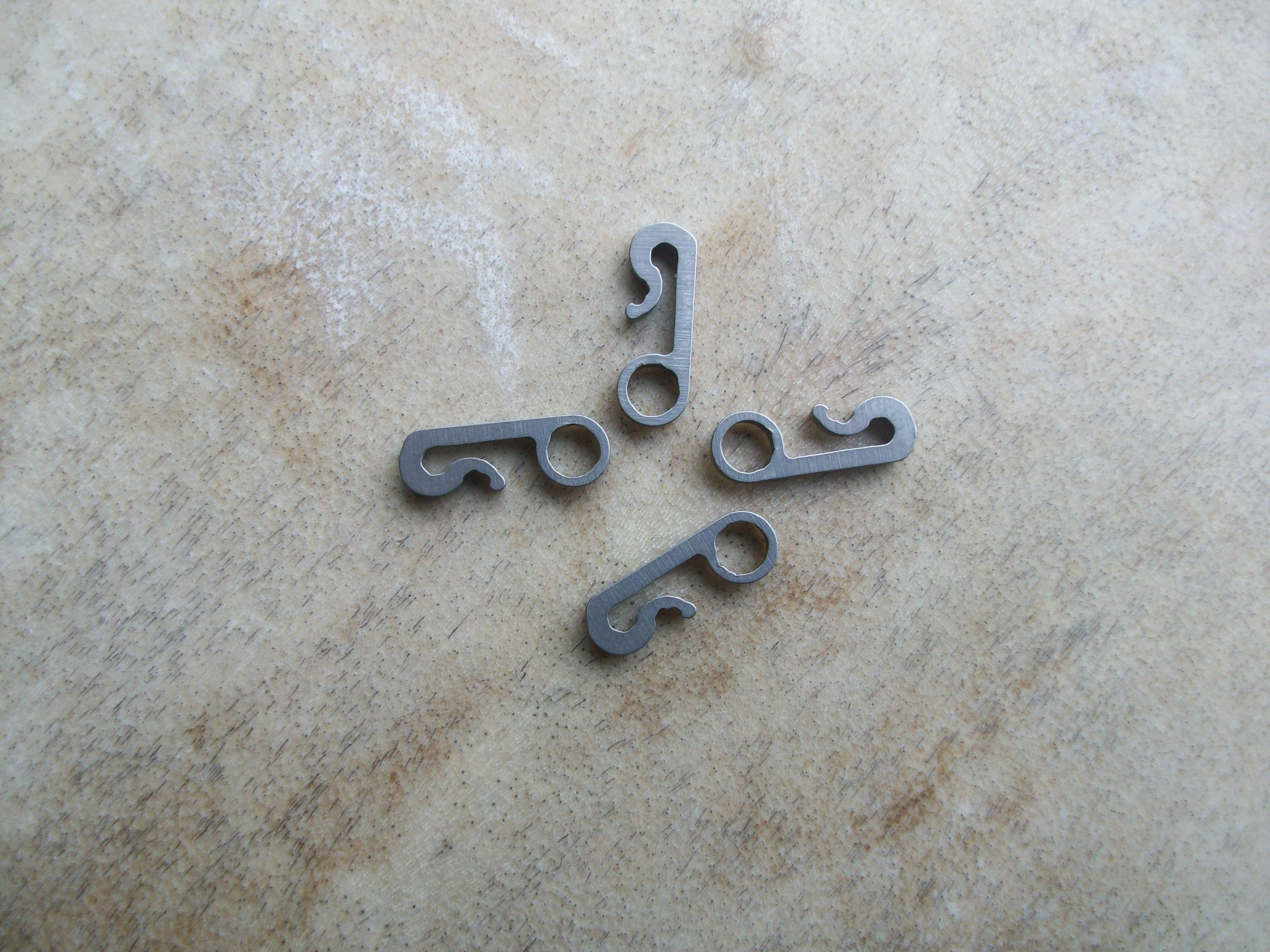 Titanium Hook Dutchware Hammock Suspensions U0026 Hardware