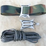 Dutchwaregear hammock suspension kits