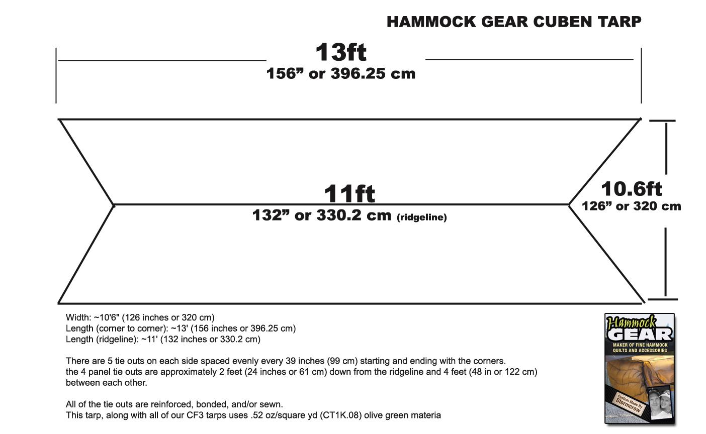 Hammock Tarp Hammock-gear-large-cuben-tarp