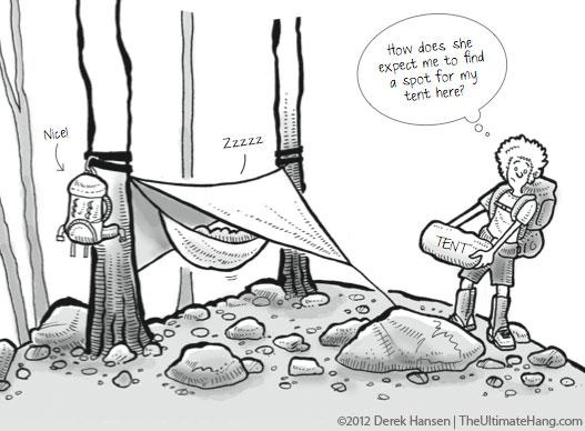 1  seven more benefits of sleeping in a hammock outdoors      rh   outdoortrailgear