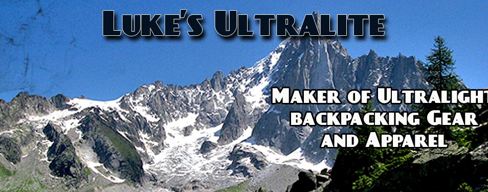 Lukes Ultralite Products