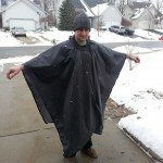 Pertex Backpacking Poncho