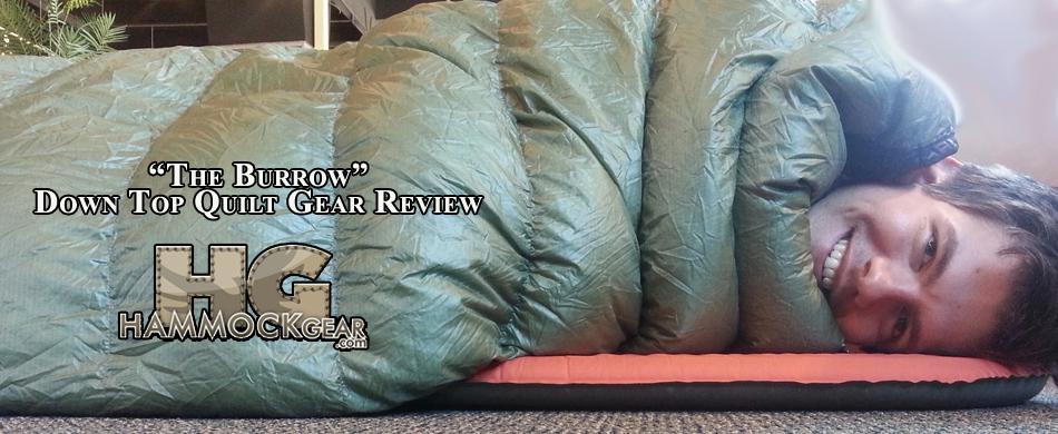 hammockgear burrow top quilt gear review hammockgear burrow top quilt gear review   outdoortrailgear      rh   outdoortrailgear