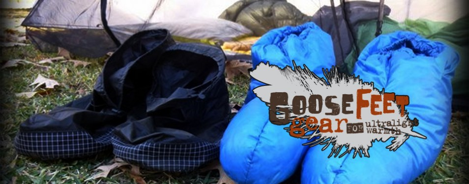 GooseFeet Gear Down Socks & Ov...