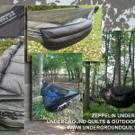 40 degree underquilt backpack sleeping insulation