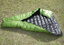 Solo Down Sleeping Bags