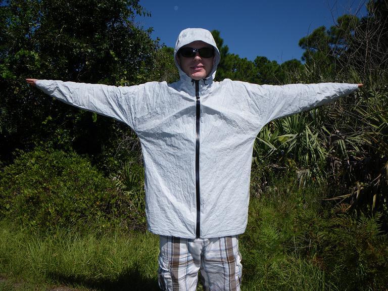 cuben fiber rain jacket waterproof cuben fiber jacket   outdoortrailgear hammock      rh   outdoortrailgear