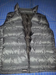 pertext down vest