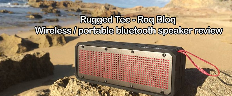 Roq Bloq portable speaker review