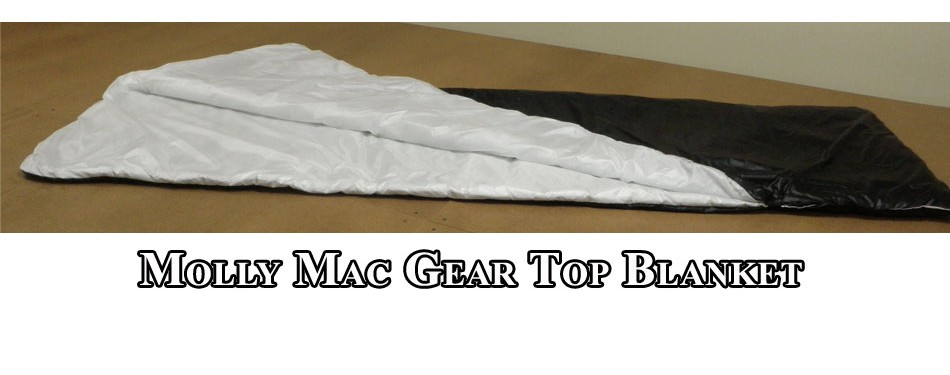 Molly Mac Gear Top Blanket