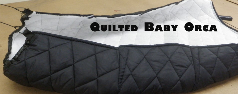 Quilted Baby Orca