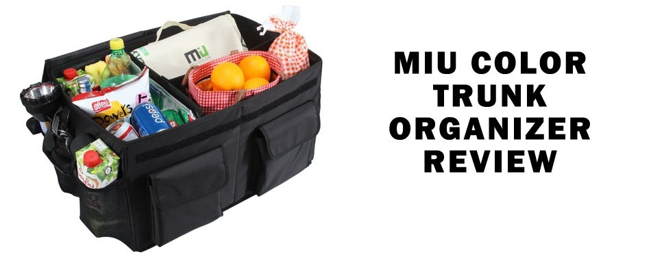 MIU COLOR® Foldable Cargo Trunk Org...
